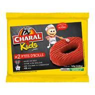 3181232220408 - Charal - Kid's P'tits D'Rolls, steaks hachés