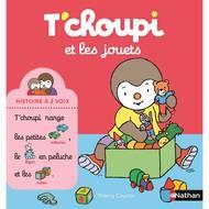 9782092581308 - T Choupi - Tchoupi et les jouets