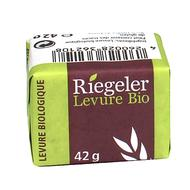 4260028362108 - Riegeler - Levure fraiche bio en cube