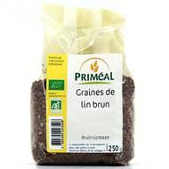 3380390223508 - Priméal - Graines de Lin, bio