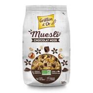 3421557104008 - Grillon Or -  Muesli chocolat bio