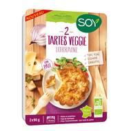 3259011194308 - Soy - Tartes Veggie Lorraine bio