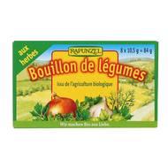 4006040004608 - Rapunzel - Bouillon de légumes bio aux herbes