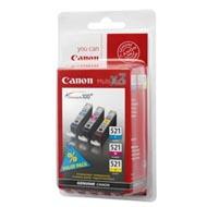 8714574525808 - Canon - Cartouches d'encre couleurs - CLI521