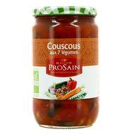 3335880006208 - Prosain - Couscous aux 7 légumes bio
