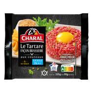 3181238928308 - Charal - Tartare aux Couteaux 3%Mat.Gr Façon Brasserie