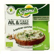 3576560500009 - Sojami - Tartimi ail et fines herbes bio
