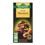 3396411221309 - Bonneterre - Chocolat noir mendiant bio