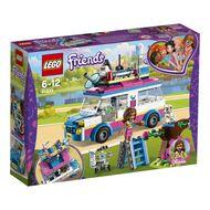5702016111309 - LEGO® Friends - 41333- Le véhicule de mission d'Olivia