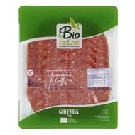 8008481792409 - Le Biodelizie Di Golfera - Saucisson  tranche Le Golfeta, sans gluten, Bio