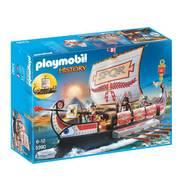 4008789053909 - PLAYMOBIL® History - Galère romaine