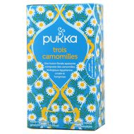5060229014009 - Pukka - Infusion 3 camomilles bio