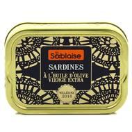 3375160006009 - La Sablaise - Sardines à l'huile d'olive vierge extra milésime 2016