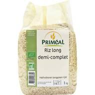 3380390006309 - Priméal - Riz Long 1/2 Complet, bio