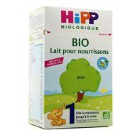 4062300366909 - Hipp - Lait bio 1 pour nourissons