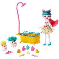 0887961819809 - Mattel - Enchantimals- Coffret d'histoires- Gjx35