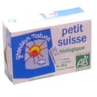 Petits suisses bio 40% Mat.gr