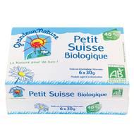 3252920020010 - Grandeur nature - Petits suisses bio 40% Mat.gr