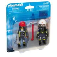 4008789700810 - PLAYMOBIL® City Action - Pompiers secouristes