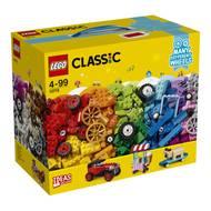 5702016111910 - LEGO® Classic - 10715- La boîte de briques et de roues