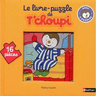 9782092542910 - T Choupi - Livre puzzle- Vive l'école