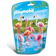 4008789066510 - PLAYMOBIL® City Life - Groupe de flamants roses