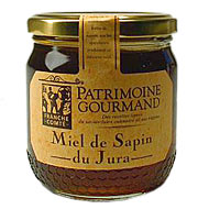 Patrimoine Gourmand Miel de sapin du Jura, 500g