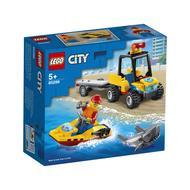 5702016889710 - LEGO® City - 60286- Le Tout-Terrain de secours de la plage