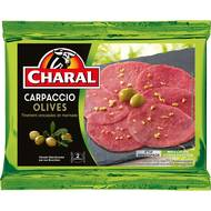 3181232180511 - Charal - Carpaccio olive dont 30g d'accompagnement