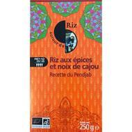 3760103140511 - Autour Du Riz - Riz au épices et noix de cajou bio