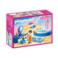 4008789702111 - PLAYMOBIL® Dollhouse - Salle de bain avec baignoire
