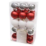 3602904753111 - Cora - Boite de 30 boules multicouleurs
