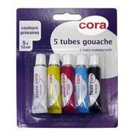 Cora - Tubes de gouache