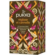 5060229013811 - Pukka - Infusion réglisse et cannelle bio 40g