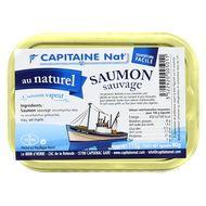 3522920005011 - Capitaine Nat - Saumon sauvage au naturel