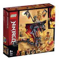 5702016365511 - LEGO® Ninjago - 70674- Croc Feu