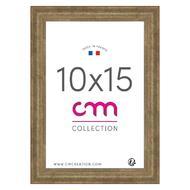 3446035669411 - CM Création - Cadre photo bella doré