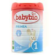 3288131580012 - Babybio - Lait 1er âge Priméa Bio