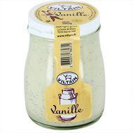 3760074380312 - Ferme de Viltain - Yaourt Lait Entier Saveur Vanille