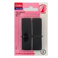 3040693601112 - Crea Pecam - Ruban Velcro® adhésif  noir