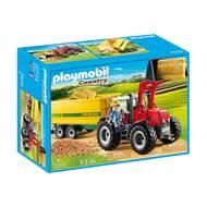 4008789701312 - PLAYMOBIL® Country - Grand tracteur avec remorque