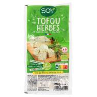3259010101512 - Soy - Tofu aux herbes bio vegan