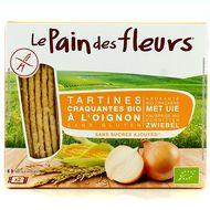 3380380072512 - Le pain des fleurs - Tartines Craquantes Bio à l'Oignon