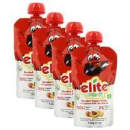 2050000354212 - Elite Organic - Gourde Pomme Banane Fraise Melon bio