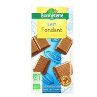 3396410024512 - Bonneterre - Chocolat fondant au lait bio