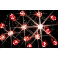 3602904756112 - Cora - Guirlande électrique extérieure rouge 180 lampes led