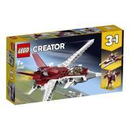 5702016367812 - LEGO® Creator - 31086- L'avion futuriste