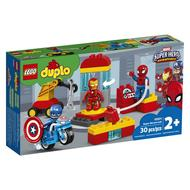 5702016618112 - LEGO® DUPLO® - 10921- Le labo des super-héros