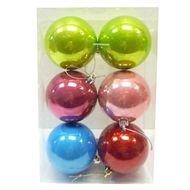 3602904749312 - Cora - Boîte de 6 boules multicolores