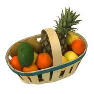 3760074479412 - Les Paysans Bio - Panier de Fruits bio